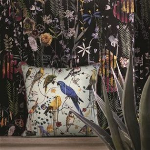 Pude Birds Sinfonia Crepuscule by Christian Lacroix