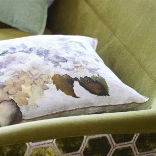 Pude Kiku Birch by DesignersGuild