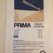 Underlag Prima fra Linie Design