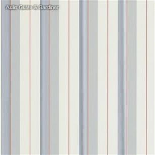 Tapet Aiden stripe by Ralph Lauren