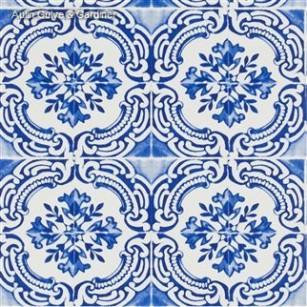 Azulejos Designer tapet by Christian Lacroix