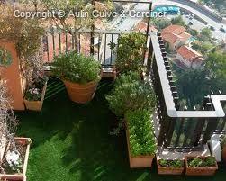Tidssvarende Græs tæppe til altanen VW-48