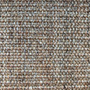 Sisal boucle mix - væg til væg tæppe
