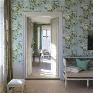 Floreale Designer tapet by Designers Guild