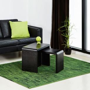 Løse tæpper Star colour grøn
