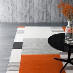 Løse tæpper Kelim Graphic by Linie Design