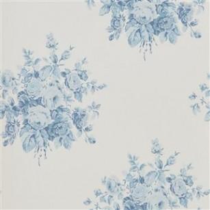 Tapet Wainscott Floral Porcelain by Ralph Lauren