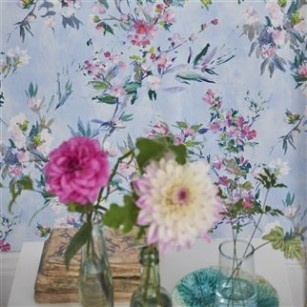 Tapet Faience by Designers Guild