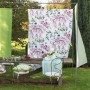 Stof Chinoiserie Flower Outdoor by DesignersGuild