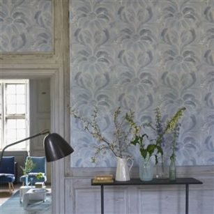 Tapet Angelique Damask by Designers Guild