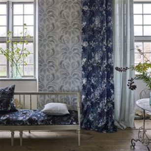 Tapet Angelique Damask by Designers Guild - grå nuancer