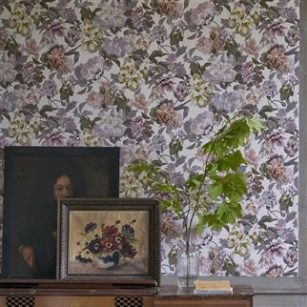 Tapet Delft Flower by Designers Guild