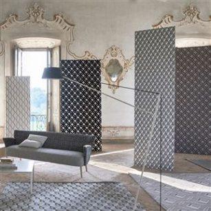 Designer tapet Chareau by DesignersGuild i 4 skønne farver