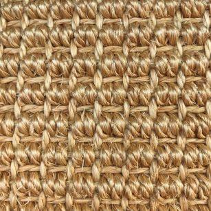 Væg til væg tæppe Sisal berber nature