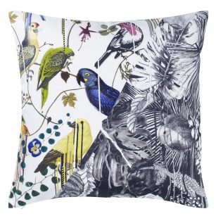 Pude Jungle birds Perce-neige by Christian Lacroix