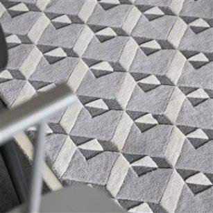 Løse tæpper Dufrene zinc runner by DesignersGuild