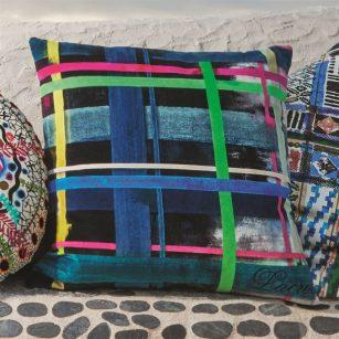 Designerpude L`entrelac Multicolore by Christian Lacroix