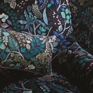Designerpude Cueillette Foret by Christian Lacroix