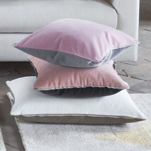 Designerpude Varese Pale rose by Designer Guild
