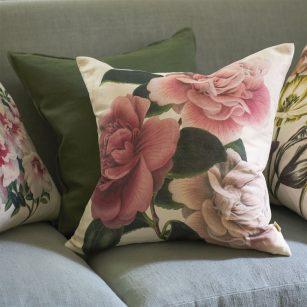Designerpude Camellia Folly Tuberose by John Derian