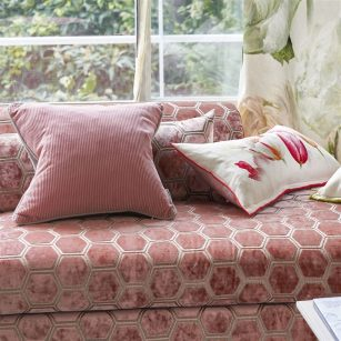 Designerpude Corda Blossom by DesignersGuild