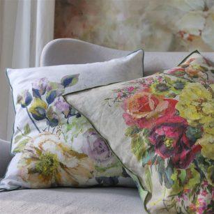 Designerpude Grandiflora Rose Epice by DesignersGuild