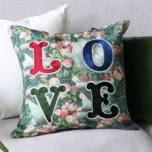 Designerpude Love Forest by John Derian