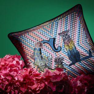 Designerpude Monogram Me Lacroix! Multicolore by Christian Lacroix