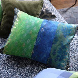 Designerpude Kasavu Emerald by DesignersGuild