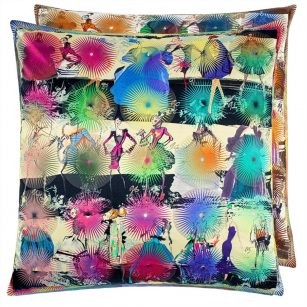 Designerpude Lacroix Photocall Multicolore by Christian Lacroix