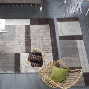 Løse tæpper Odhani Natural by Designers Guild