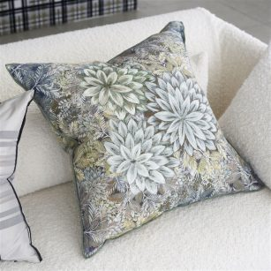 Designer pude Madhya Birch Linen by Designers Guild